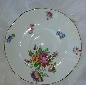 Other - Vintage Fine Bone China saucer